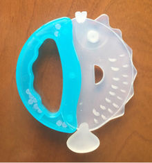China Pig Shaped Silicone Baby Teethers BPA Free Food Grade Animal Customized Bruxism Tool supplier
