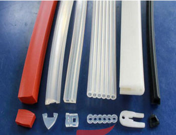 China No Toxicity Silicone Rubber Tubing , High Temperature Food Grade Tubing supplier