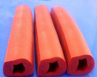 China Seal Custom Silicone Tubing Foam Pipe Covers Pump Accessories For Aquariums supplier