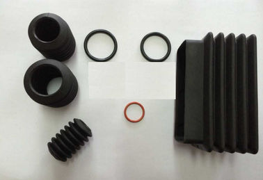China Trailer Wheel Bearing Silicone Dust Cover , Waterproof Rubber Dust Cap supplier