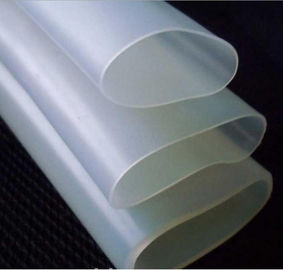 Light Weight Thin Wall Rubber Hose , Soft Silicone Tube High Temperature