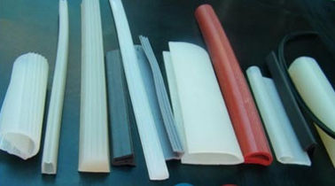 Soft Silicone Rubber Tubing Arc Resistance For Refrigerator / Electrical Appliancev