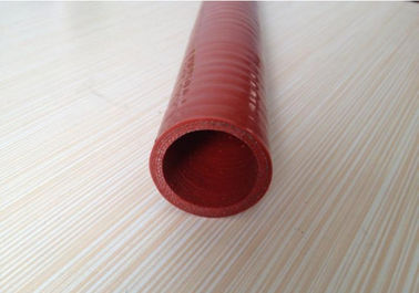Flame Retardant Custom Silicone Tubing , Thin Wall Industrial Rubber Hoses