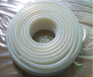PMS Color Food Grade Silicone Tubing , Non Toxic Flexible Rubber Hose For Drinking