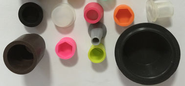 Anti Dust Silicone Protector Cover Hot Pressing Molding For Mechanical Equipment